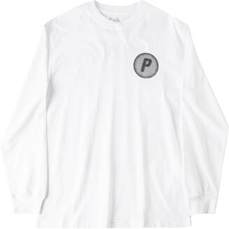 Palace Pircular long-sleeve T-shirt