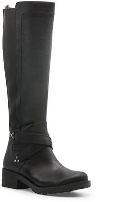 Mootsies Tootsies Knee Length Buckle Boots - Darren
