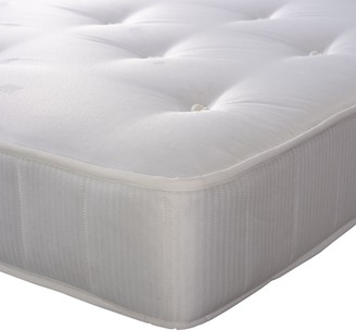 John Lewis & Partners Essentials Collection Pocket 1000, Ortho Support, Pocket Spring Turnable Mattress, Single