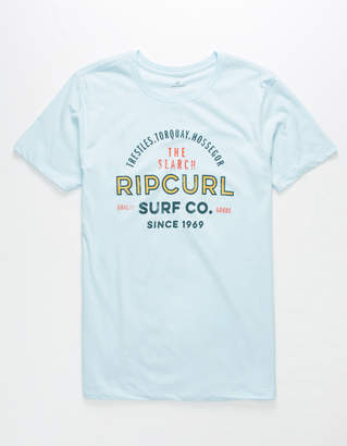 Rip Curl City Search Mens T-Shirt