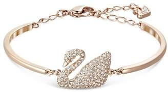 Swarovski Swan Bangle Bracelet