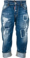 DSQUARED2 'Big Brother' jeans