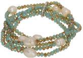Gemma Collection Swarovski Pearl Bracelet