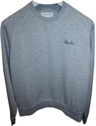 Maison Labiche Grey Cotton Knitwear