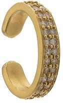 Anita Ko 18kt yellow gold diamond ear cuff
