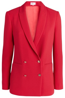 Claudie Pierlot Double-Breasted Blazer