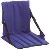 Coleman Collapsible Folding Stadium Seat Color: Blue