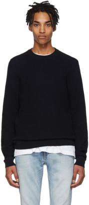 BOSS Navy Jeo Sweater