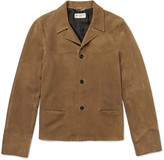 Saint Laurent - Suede Western Jacket