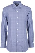 Finamore Milano Checked Shirt