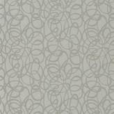 Designers Guild Girandole Wallpaper - Silver - PDG690/04