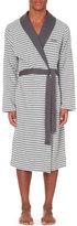 Hugo Boss Striped Jersey Dressing Gown