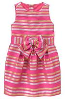 Gymboree Shimmer Striped Dress