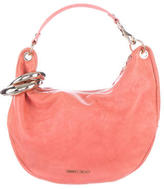 Jimmy Choo Dual Bangle Hobo