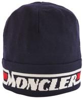 Moncler Logo beanie