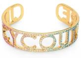 Juicy Couture Juicy Rainbow Bangle Bracelet