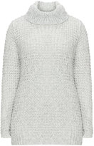 Samya Plus Size Roll neck jumper
