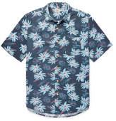 Faherty Printed Woven Shirt