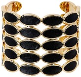 House Of Harlow Del Sol Leather Cuff