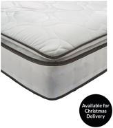 Airsprung Imogen 800 Pocket Spring Pillowtop Mattress - Medium