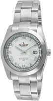 Peugeot Womens Stainless Steel Bracelet Watch