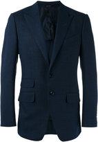 Tom Ford classic blazer - men - Silk/Cupro/Wool - 50