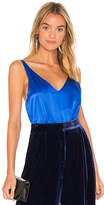 Tibi One Silk Cami
