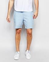 Farah Chino Shorts With Dobby Pattern