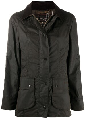 Barbour Beadnell wax cotton jacket