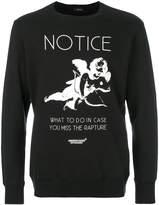 Undercover Cupid sweatshirt