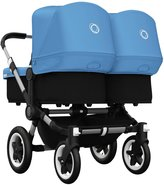 Bugaboo Donkey Twin Stroller Bundle - Ice Blue - Aluminum Base