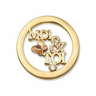 Mi Moneda Women Coin Pendant SW-MOI-02-S
