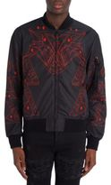Marcelo Burlon County of Milan Lamborghini Graphic Printed Jacket