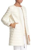 Moncler Women's Freesia Reversible Long Puffer Jacket