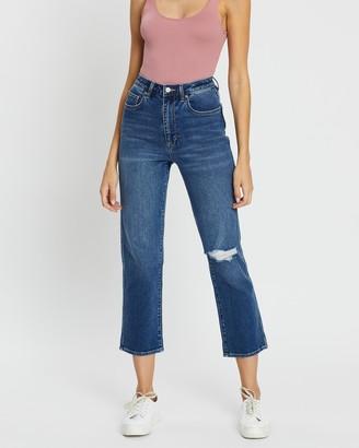 Lee Hi Straight Jeans