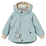 Mini A Ture Ether Blue Wally Jacket