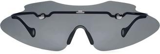 Fenty by Rihanna Centerfold mask sunglasses