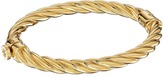 Tory Burch Twisted Rope Hinge Bracelet Bracelet