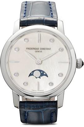 Frederique Constant Slimline Ladies Moonphase 30mm