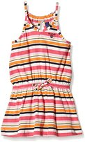 Gant Girl's Sc. Multi Stripe Summer Dress Dress - multi-coloured -