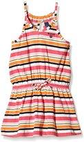 Gant Girl's Sc. Multi Stripe Summer Dress Dress - multi-coloured -