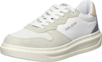 Pepe Jeans Women's Abbey Sweet Sneaker