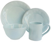 Jay Import Jade Taylor 16-Piece Dinnerware Set