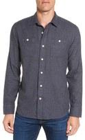 Grayers Lance Trim Fit Flannel Sport Shirt