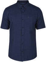 Hurley Men's Danvers Plaid Cotton Shirt