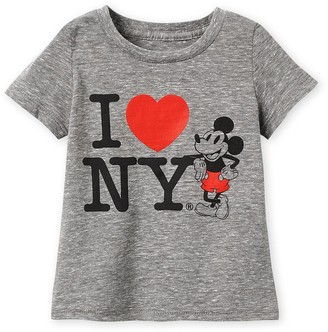 Disney Mickey Mouse T-Shirt for Baby New York