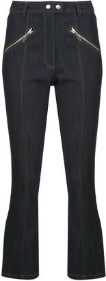 Cinq à Sept Rita high rise flared jeans
