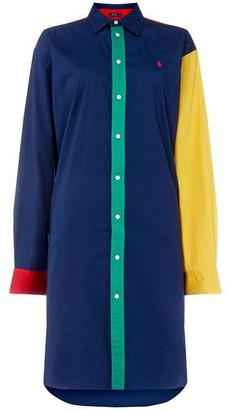 Polo Ralph Lauren Polo Colourblck Drs Ld93