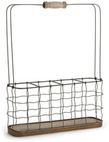 Napa Home and Garden 4 Bottle Wine Caddy