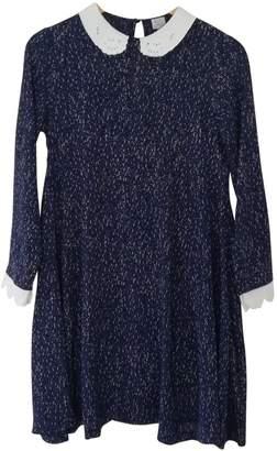 Karl Lagerfeld Paris Marc John Blue Dress for Women